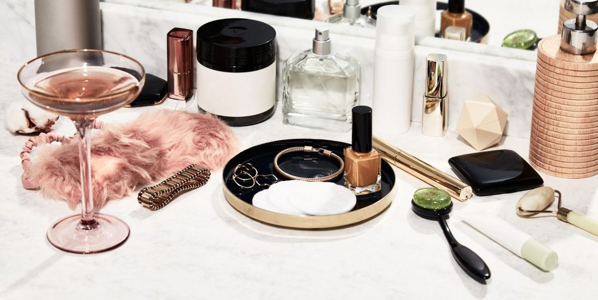 Easy Access to Beauty Products from Home