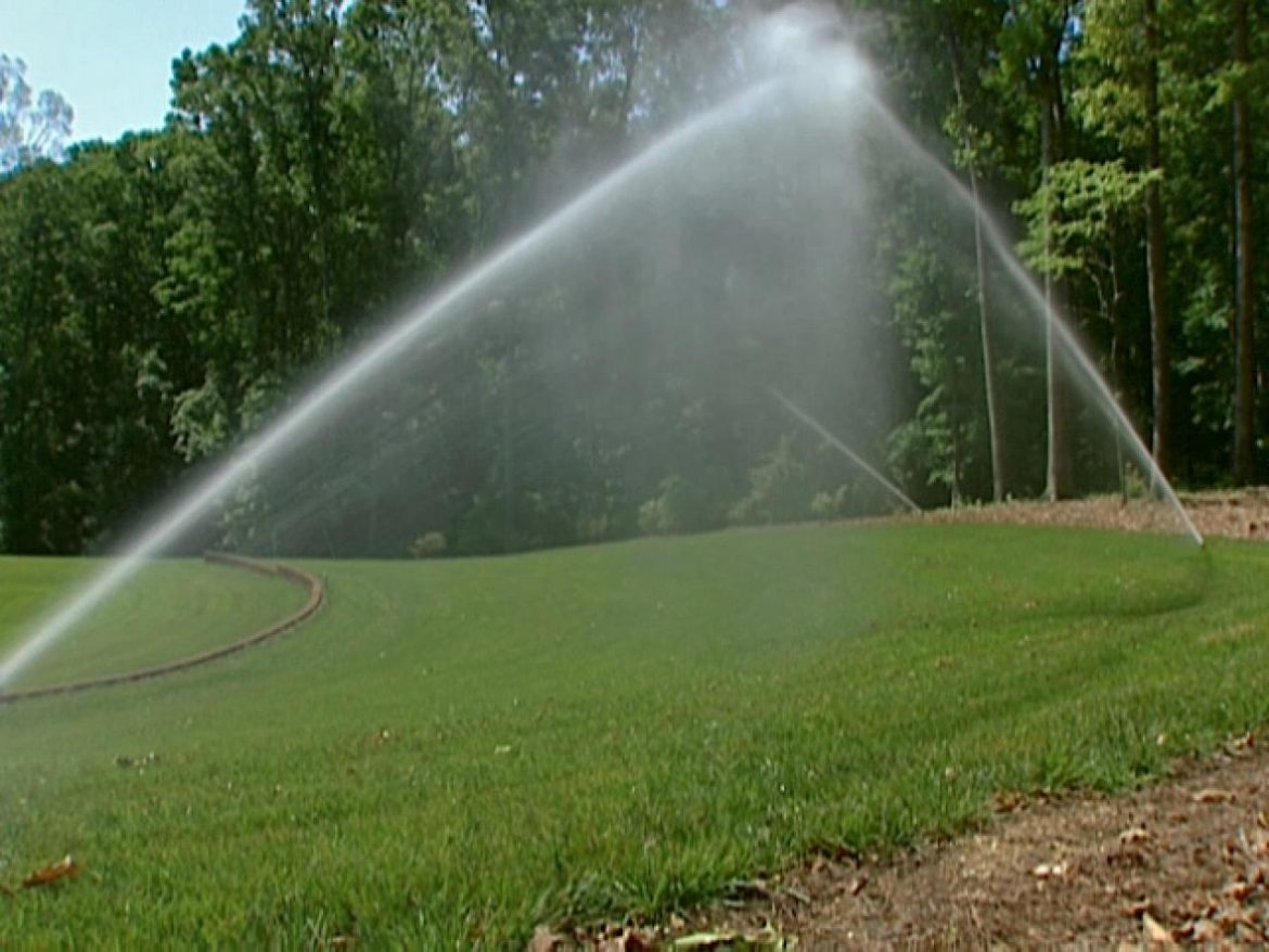 Things That Contributes To A Good Irrigation System