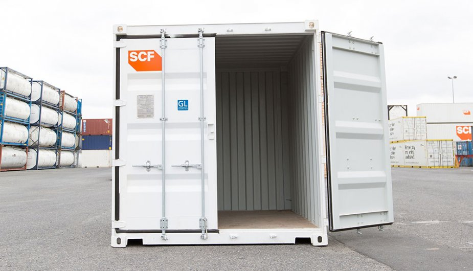 Ensure a Safe and Productive Construction Environment With SCF Containers