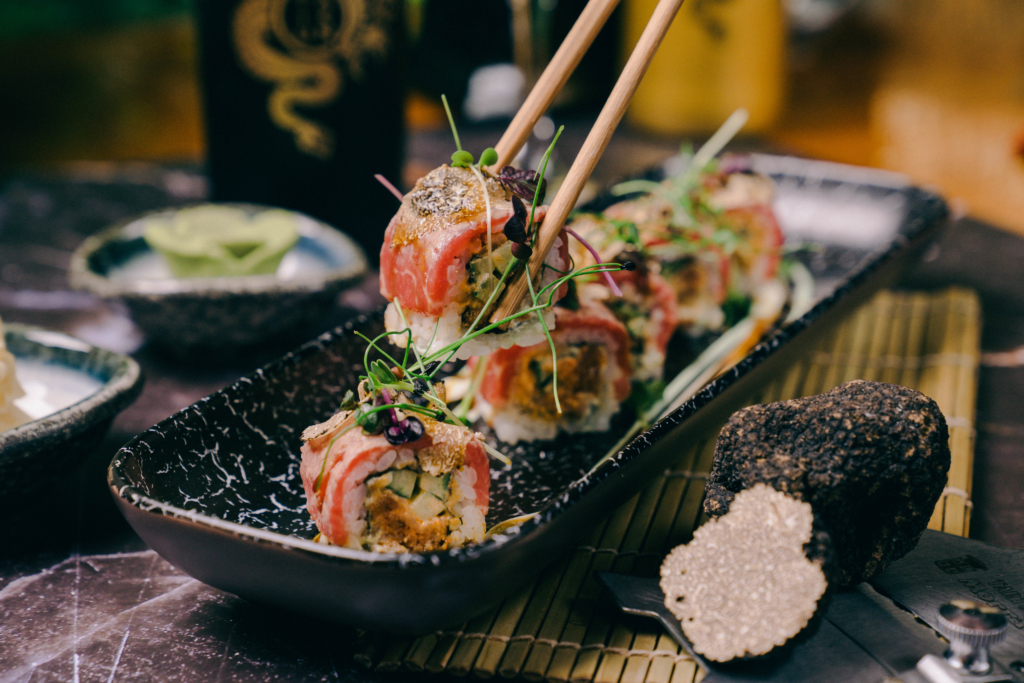 Experience An Aromatic Paradise With Asian Restaurants