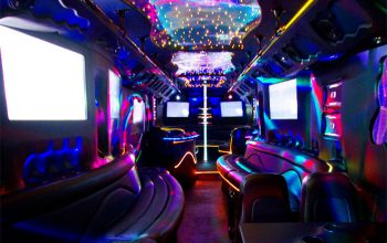 party buses in dc