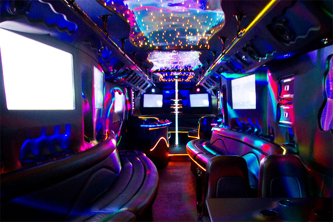 How Conga Lines Can Help Size Party Buses